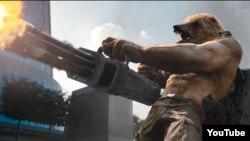 Кадр из официального трейлера к фильму «Защитники».