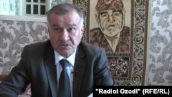 """Everybody is afraid,"" says Quvvatali Murodov about the political climate in Tajikistan."