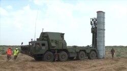 Россия разместила в Сирии комплекс ПВО Антей-2500. Что за этим стоит?