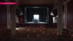 """""""Со сносом этого здания, умирает часть меня"""" – легко ли играть на развалинах театра"""