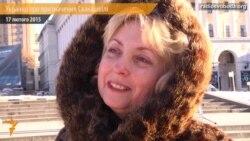 Украінцы пра прызначэньне Саакашвілі кіраўніком Кансультацыйнай рады рэформаў ва Ўкраіне