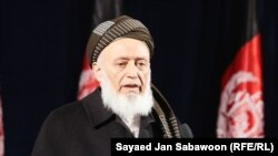 استاد برهان الدین رباني