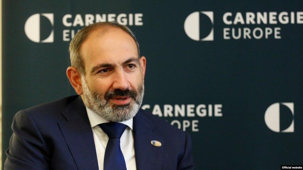 «Граждане Армении преодолели коррупцию, несправедливость» - выступление Пашиняна в фонде «Карнеги»