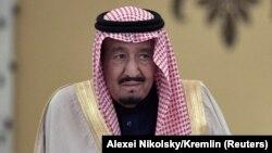 Saud Arabystanynyň şasy Salman