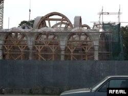 Obnova Ferhad-pašine džamije u Banjaluci