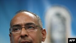 علي اللامي، المدير التنفيذي السابق لهيئة المساءلة والعدالة الذي أغتيل في بغداد.