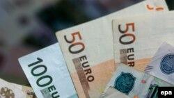 Եվրոյի թղթադրամներ, արխիվ