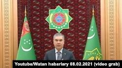 Түркіменстан президенті Гурбангулы Бердымұхамедов