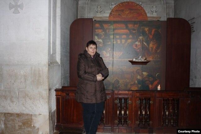 Valentina Ursu: cu microfonul în îndepărtata Portugalie