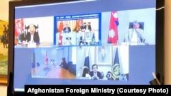 نشست چهار جانبه افغانستان، پاکستان، چین و نیپال