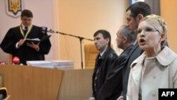 Процесс над Юлией Тимошенко в фотографиях