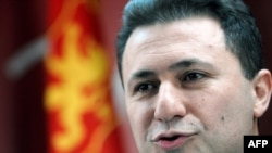 Груевски признава дека прифатил промена на името, но опозицијата се сомнева во намерите за референдум