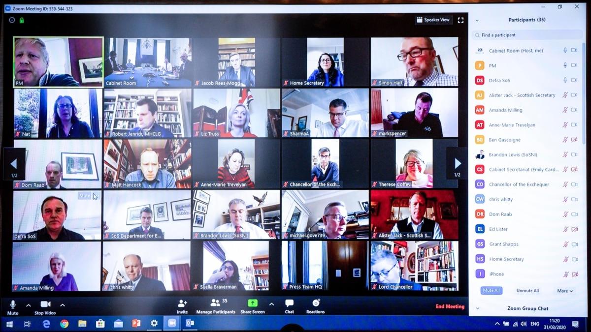 Тысячи частных видеозвонков «слили» в интернет: онлайн-безопасность времен карантина