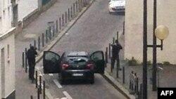 Ֆրանսիա - Հարձակումը «Շառլի Էբդո»-ի խմբագրատան վրա, Փարիզ, 7-ը հունվարի, 2014թ․