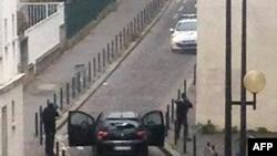 حمله به دفتر هفتهنامه فرانسوی «شارلی ابدو»