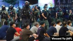Байден звинуватив Пекін у «підриві прав і свобод у Гонконзі»