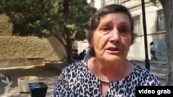 Мајката на Хадиџа, Елмира Исмаилова.