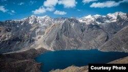 Горы Бадахшана манят иностранных туристов