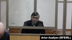 Алексей Чирний во время оглашения приговора 22 апреля 2015 года