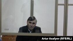 Крымчанин Алексей Чирний в суде, архивное фото