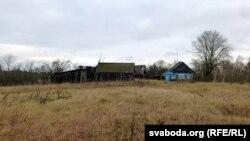 Вёска Малькаўка на Магілёўшчыне, ілюстрацыйнае фота