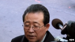 معاون وزارت امور خارجه کره شمالی در مذاکره با آمریکا حاضر شد، اما به نشست دو جانبه با ژاپن نرفت.