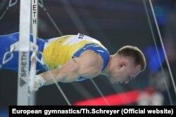Вперше збірна Україні зі спортивної гімнастики виборола золоту нагороду у командному багатоборстві