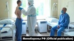 Орусиялык окумуштуулар иштеп чыккан болжолдуу вакцинанын сыноосу, Москва шаары.