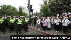 Хода «Безсмертного полку» в Києві, 9 травня 2017 року