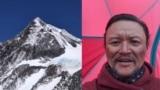 Kyrgyzstan - climber Eduard Kubatov conquered Everest