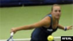 Кыргызстандык теннисчи Ксения Палкина.
