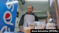 Активіст Айдер Муждаба переїхав до Києва із Бахчисарая