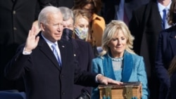 Biden: 'Ovo je dan nade'