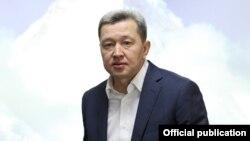 Жаныбек Бакчиев.