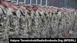 Військові США на Яворівському полігоні на Львівщині, архівне фото