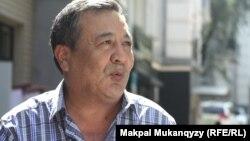 Дос Көшім, қоғамдық белсенді. Алматы, 10 қыркүйек 2013 жыл