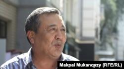 Дос Кошим, член комиссии по земельной реформе, руководитель движения «Улт тагдыры».