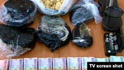 Türkmenistanda ele salnan neşe maddalary. Türkmen mediasyndan şekiller.