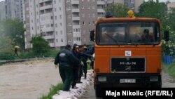 Поплави на Балканот