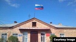 Здание Алтайского районного суда Хакассии в селе Белый Яр - фото с официального сайта суда