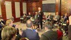 У Балтійсько-Чорноморському регіоні з'явиться миротворчий центр (відео)