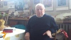 Народны мастак Беларусі Леанід Шчамялёў