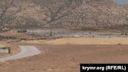 Лагерь в северо-западной части Иракского Курдистана