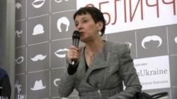 Оксана Забужко читає уривки «З мапи книг і людей»