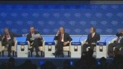 Ердоған Давостағы форумды тастап шықты