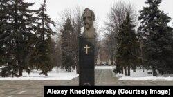 Памятник Феликсу Дзержинскому в Краснодаре, 20 декабря