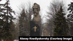 Бюст Дзержинского в Краснодаре (архивное фото)