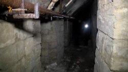Temnița de la subsol