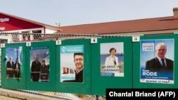 Franța, primul tur al alegerilor generale, 11 iunie 2017