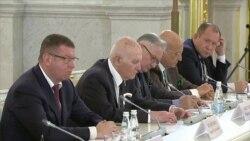 "Резник и Путин о ""московском деле"""